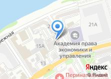 Компания «НЛП-факультет» на карте