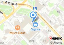 Компания «Позная на ул. Степана Разина» на карте
