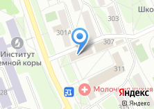 Компания «Магазин швейной фурнитуры на ул. Лермонтова» на карте