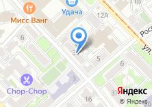 Компания «Сев-Евродрайф» на карте