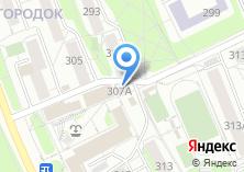 Компания «Основной продукт» на карте