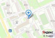 Компания «Снежинка» на карте