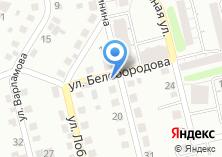 Компания «Автомастерские Боцмана» на карте