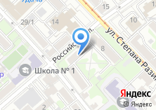 Компания «Русский Мир» на карте