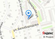 Компания «Поединок» на карте