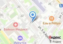 Компания «ЛАЙТЭН» на карте