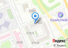 Компания «Сиброн» на карте