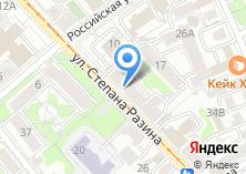 Компания «Бриллианты Якутии» на карте