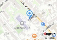 Компания «HPgold» на карте