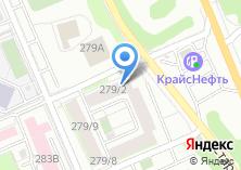Компания «MorozoFF» на карте