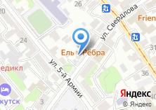 Компания «Окна на Свердлова» на карте