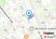 Компания «ЗАГС Правобережного района» на карте