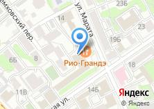 Компания «Кадастровый инженер Блинов Д.Д» на карте