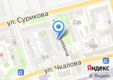Компания «Агентство автострахования 38каско.ру» на карте