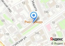 Компания «Территориальное Управление Федерального Агентства по управлению государственным имуществом в Иркутской области» на карте