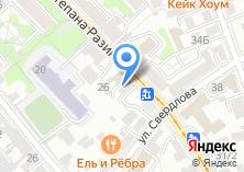Компания «Ventana» на карте