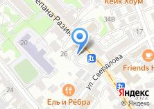 Компания «ТочкаРу» на карте