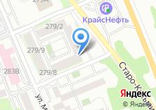Компания «Студия наращивания ресниц» на карте