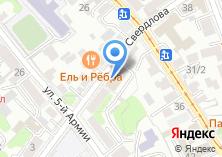 Компания «АКБ Югра филиал Красноярский» на карте