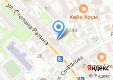 Компания «Почтовое отделение №25» на карте