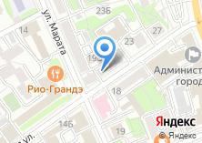 Компания «АСКОРА» на карте