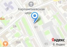 Компания «АТТОРНЕЙ» на карте