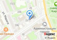Компания «Байкалмед» на карте