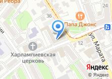 Компания «ЛСТК Сибирь» на карте