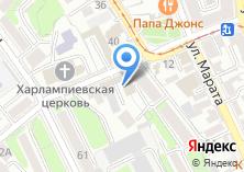 Компания «Восточно-Сибирский филиал по экспертизе проектной геологической документации» на карте