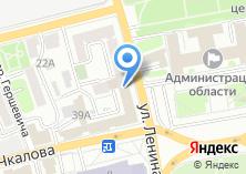 Компания «Сибинстром» на карте