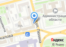 Компания «БайкалТренд» на карте