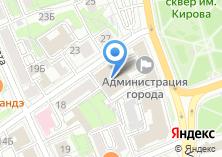 Компания «Иркутский областной совет женщин» на карте