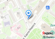 Компания «OleLukoe» на карте