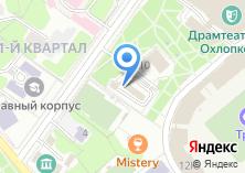 Компания «Иркутск-мастер» на карте