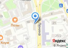Компания «КБ Байкалкредобанк» на карте