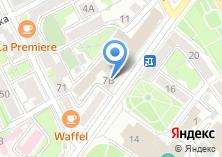 Компания «Банк ВТБ 24» на карте