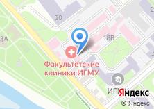Компания «Общественная приемная депутата Иркутской городской Думы Гайдарова Г.М.» на карте
