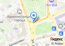 Компания «Вывоз» на карте