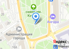 Компания «Информационно-туристская служба г. Иркутска» на карте