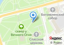Компания «Сейф-Сервис» на карте