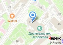 Компания «Байкал международный центр культуры» на карте
