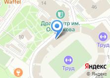 Компания «КОРАЛ ТРЕВЕЛ» на карте