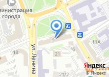 Компания «СибирьЭнергоТрейд» на карте