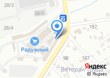 Компания «АРГУМЕНТ» на карте