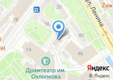 Компания «Узбекистон» на карте