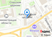 Компания «Иркутскэнерго» на карте