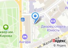 Компания «ИТ-ресурс» на карте