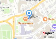 Компания «Like в Иркутске» на карте