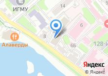Компания «Строящееся административное здание по ул. бульвар Гагарина» на карте