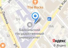 Компания «Инновационный центр» на карте